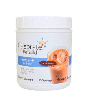 ReBuild Protein+Probiotic Coffee -...